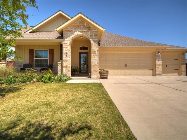 117 Barlow Cv, Liberty Hill, TX 78642