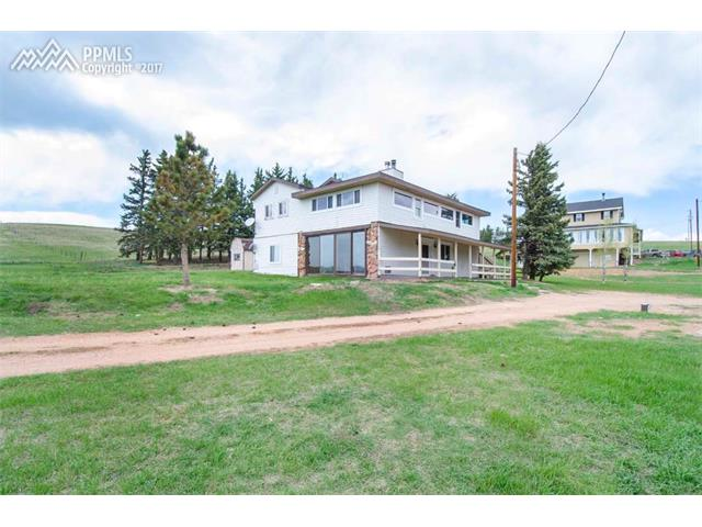 123 County 25 Road, Divide, CO 80814