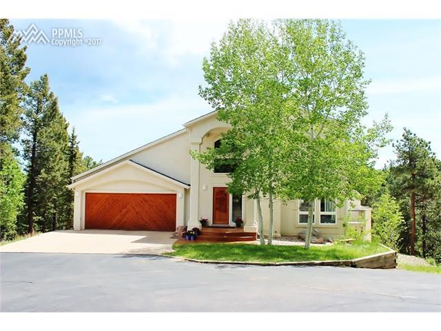 206 Aspen Drive, Woodland Park, CO 80863