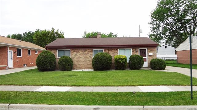 881 E HARWOOD AVE, Madison Heights, MI 48071