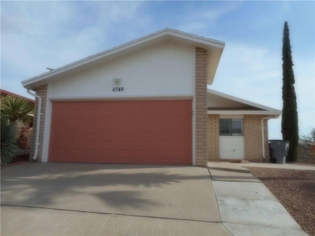 6749 Ridge Top Drive, El Paso, TX 79904