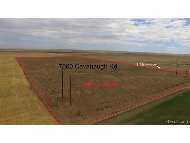 7660 Cavanaugh Road, Commerce City, CO 80022