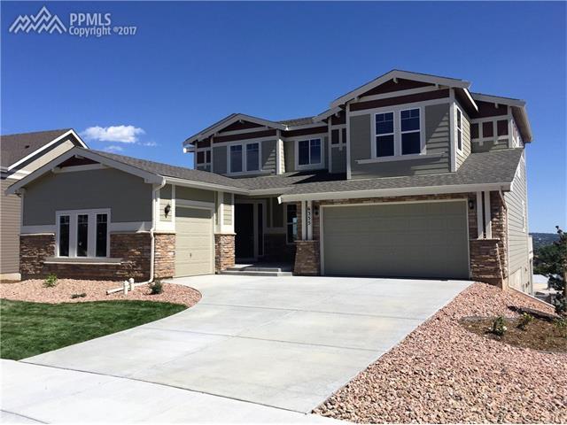 6355 Fall Haven Court, Colorado Springs, CO 80919
