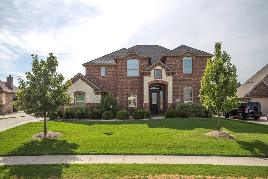 324 River Meadows Lane, Argyle, TX 76226
