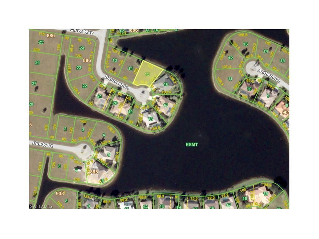 17217 Barcrest LN, PUNTA GORDA, FL 33955
