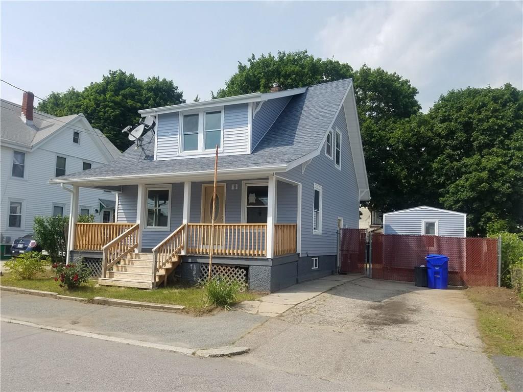 121 Owen AV, Pawtucket, RI 02860