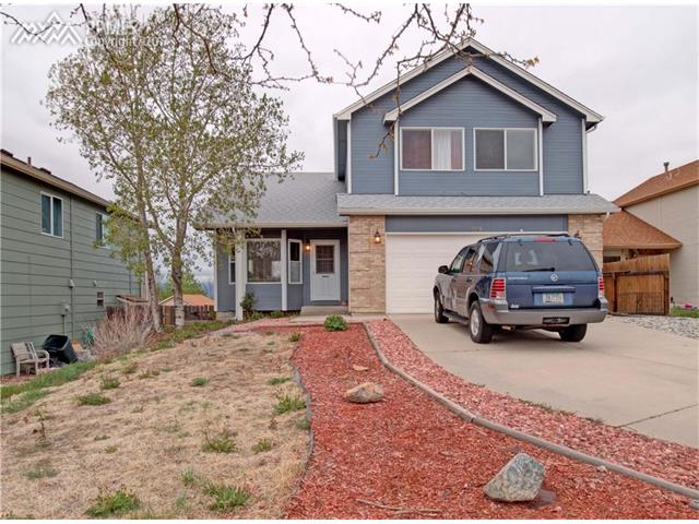 3010 Leoti Drive, Colorado Springs, CO 80922