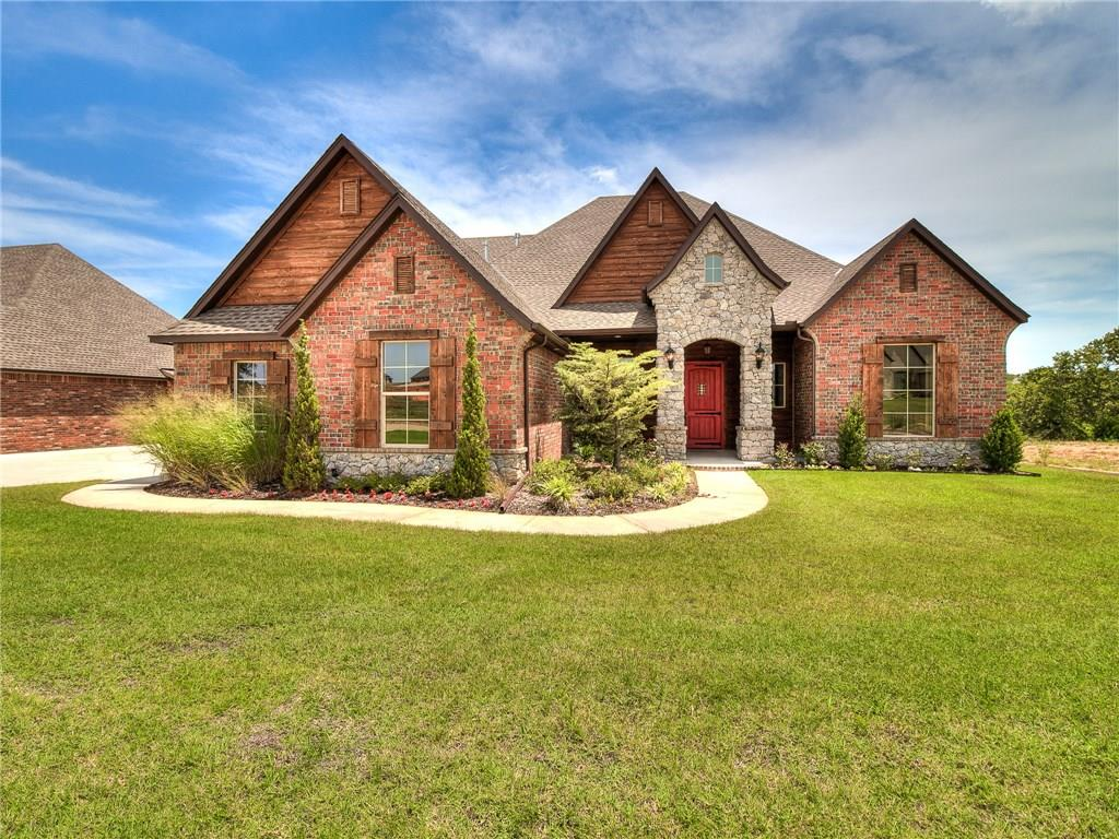2420 Forest Glen Drive, Choctaw, OK 73020
