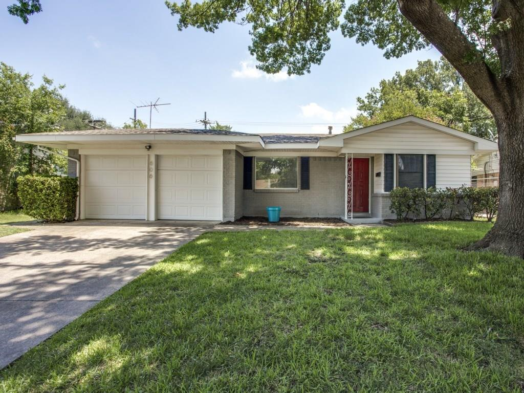 606 Brookwood Drive, Richardson, TX 75080