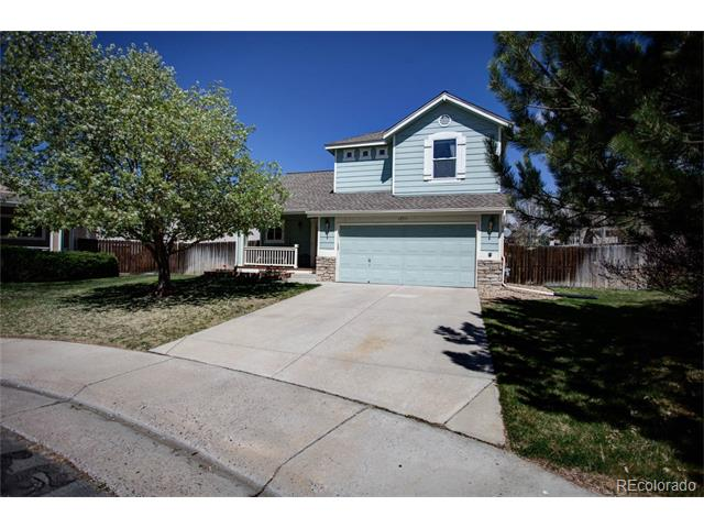 12514 S Moose Creek Place, Parker, CO 80134