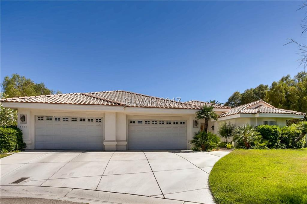 8105 VIA DEL CERRO Court, Las Vegas, NV 89117