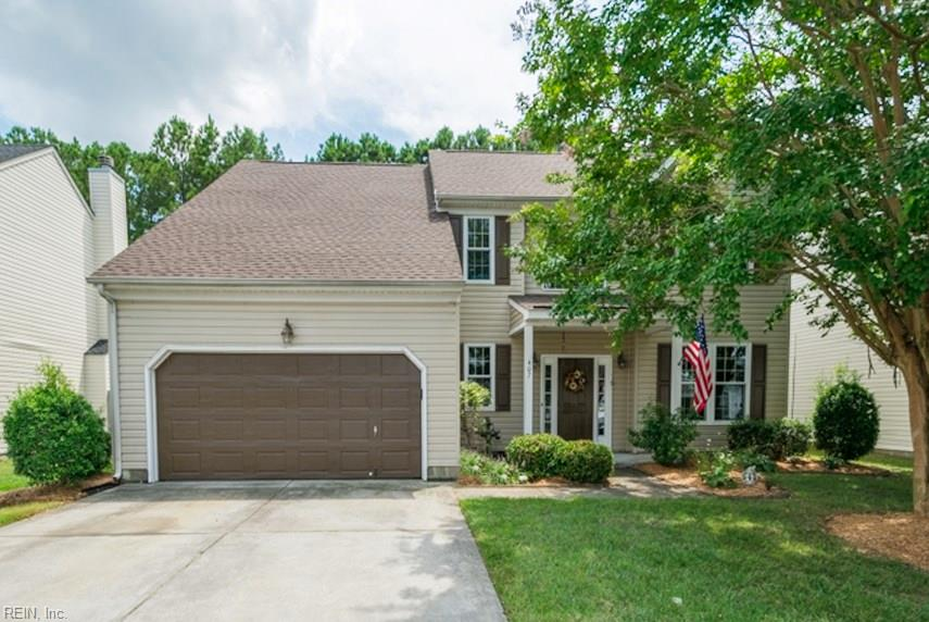 407 WHISPER WALK, Chesapeake, VA 23322