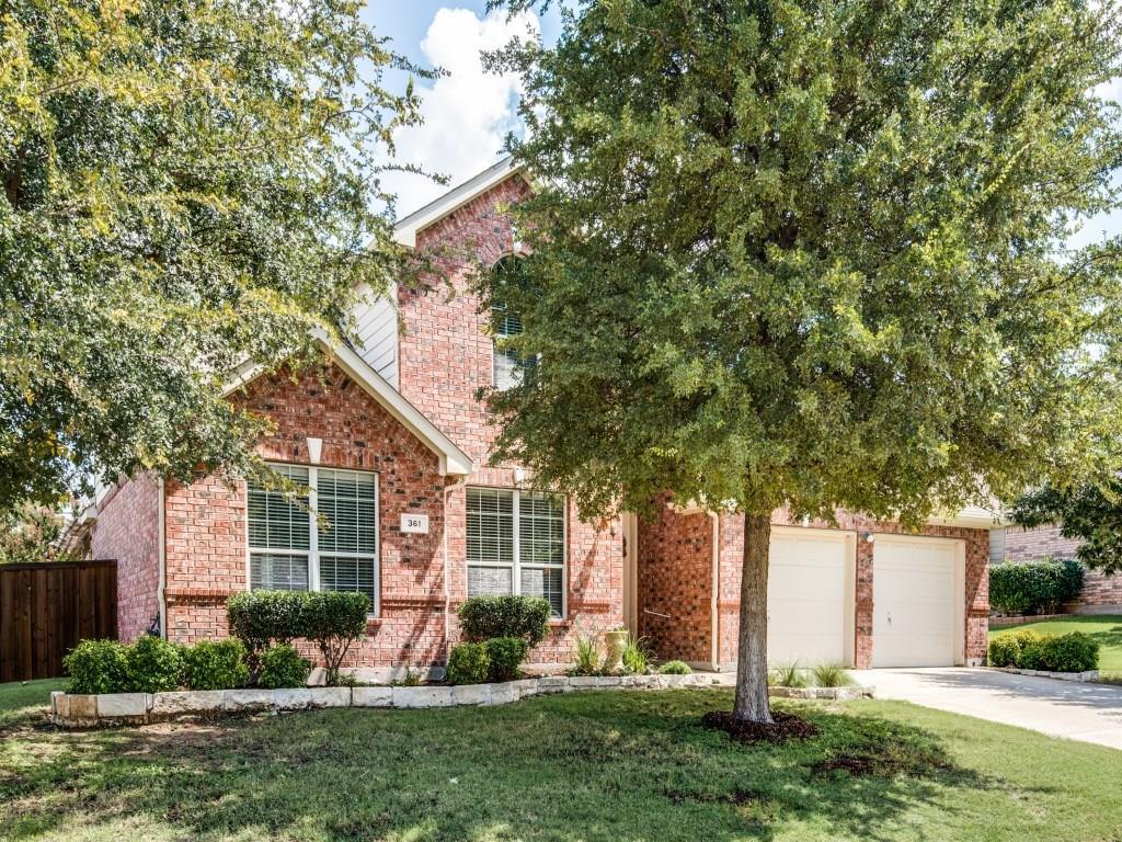 361 Stephanie Lane, Prosper, TX 75078