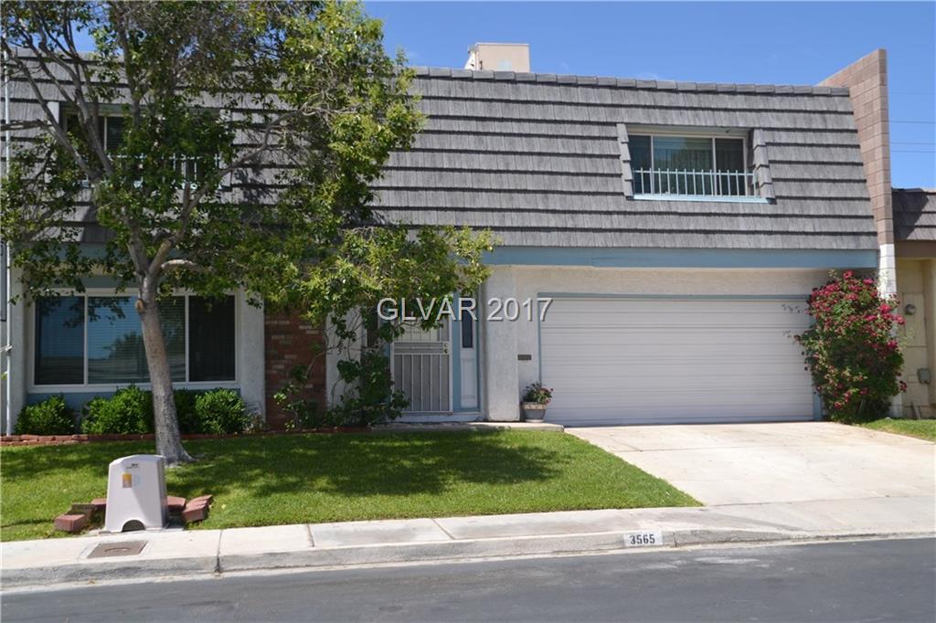 3565 HAVERHILL Street, Las Vegas, NV 89121