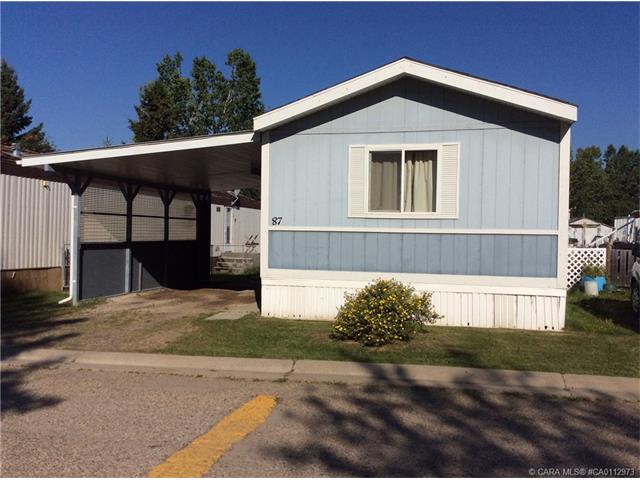 87 Westwood Court, Innisfail, AB T4G 1S2