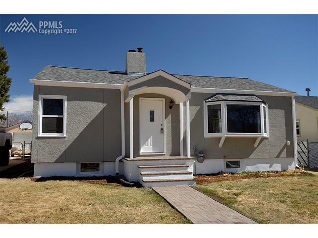 723 N Logan Avenue, Colorado Springs, CO 80909