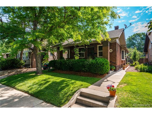 846 Garfield Street, Denver, CO 80206
