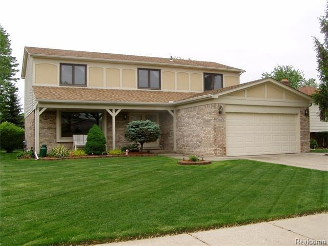 36626 ENGLESIDE Drive, Sterling Heights, MI 48310