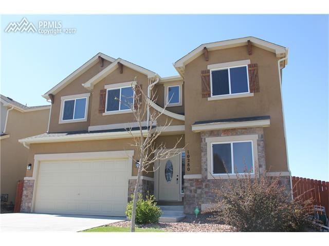 10280 Abrams Drive, Colorado Springs, CO 80925