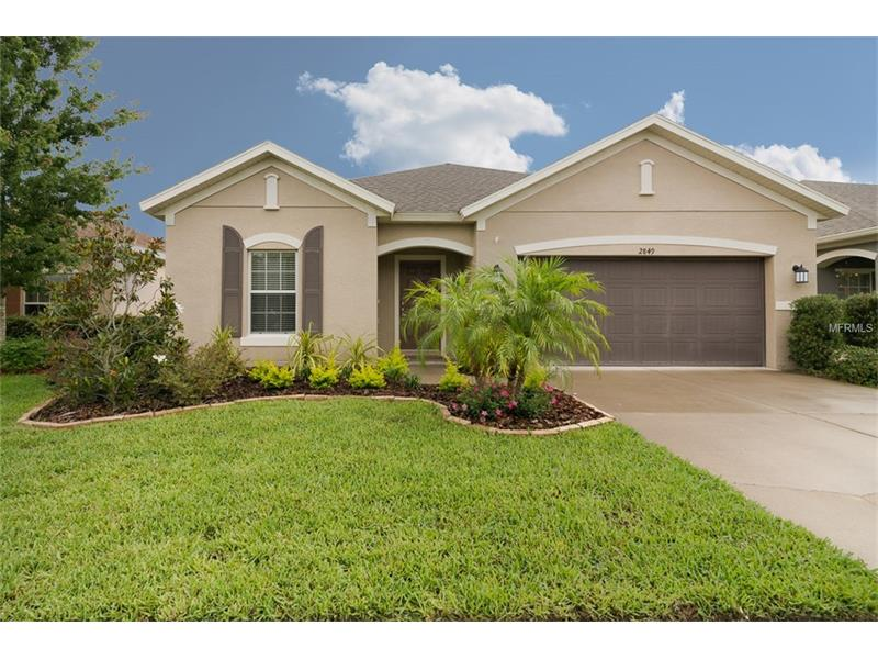 2849 MAPLE BROOK LOOP, LUTZ, FL 33558