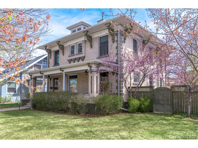 1312 S Gaylord Street, Denver, CO 80210