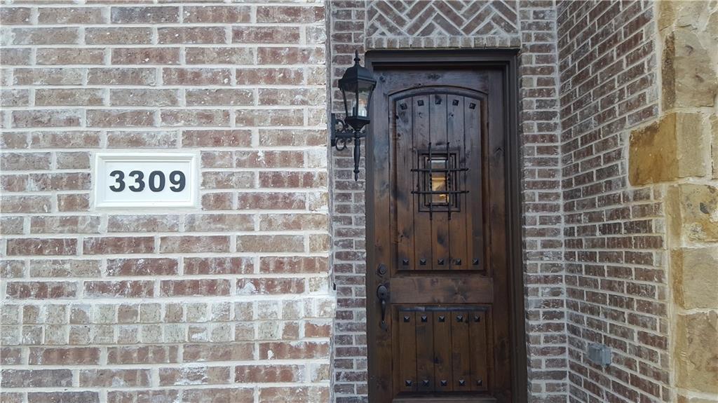 3309 Herron Drive, Melissa, TX 75454