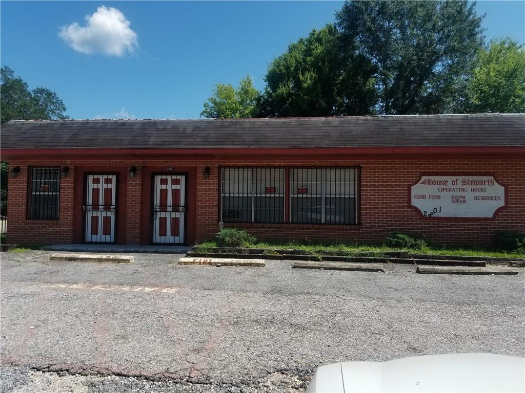 2801 W MARTIN LUTHER KING HIGHWAY W, TUSKEGEE INSTITUTE, AL 36088