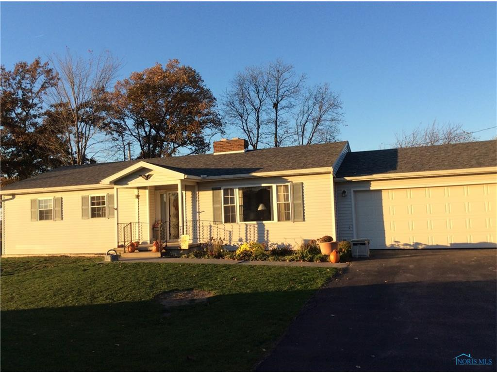 111 MARSHALL Avenue, Pemberville, OH 43450