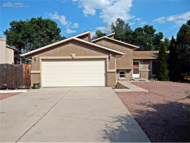 4955 Filarees Circle, Colorado Springs, CO 80917