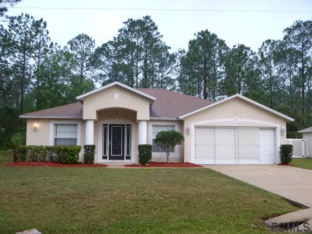 81 Red Mill Drive, Palm Coast, FL 32164