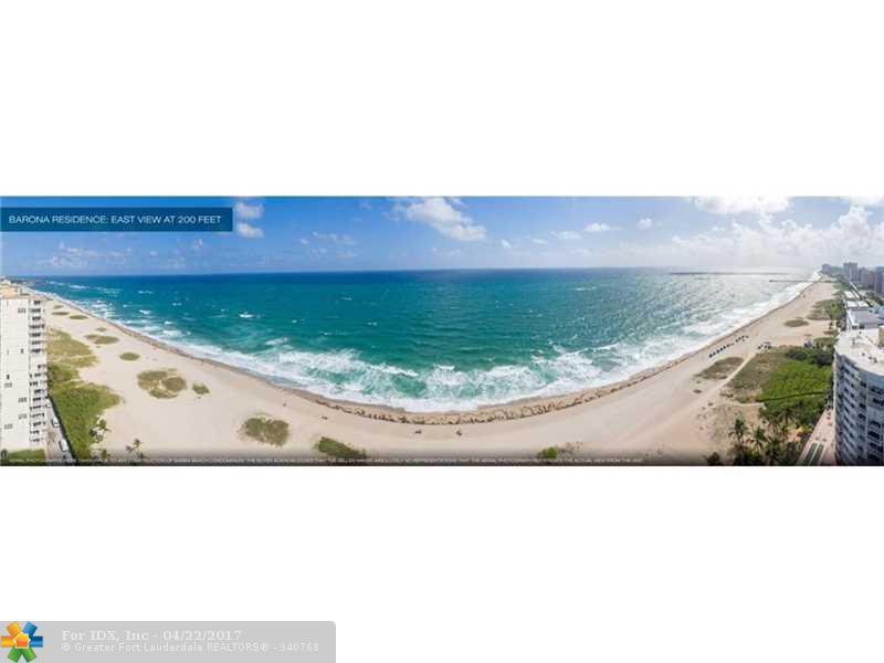 730 N Ocean Blvd 1402, Pompano Beach, FL 33062