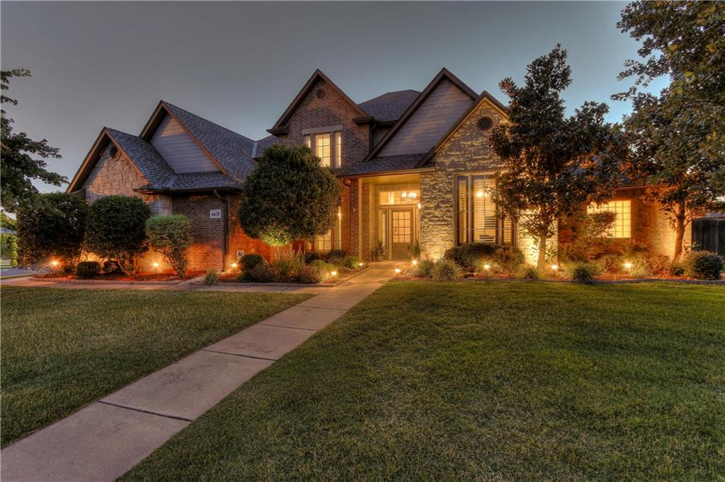 4409 Shady Glen Court, Edmond, OK 73025