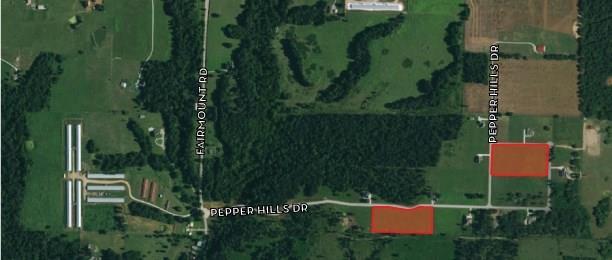 Pepper Hills DR, Gentry, AR 72761