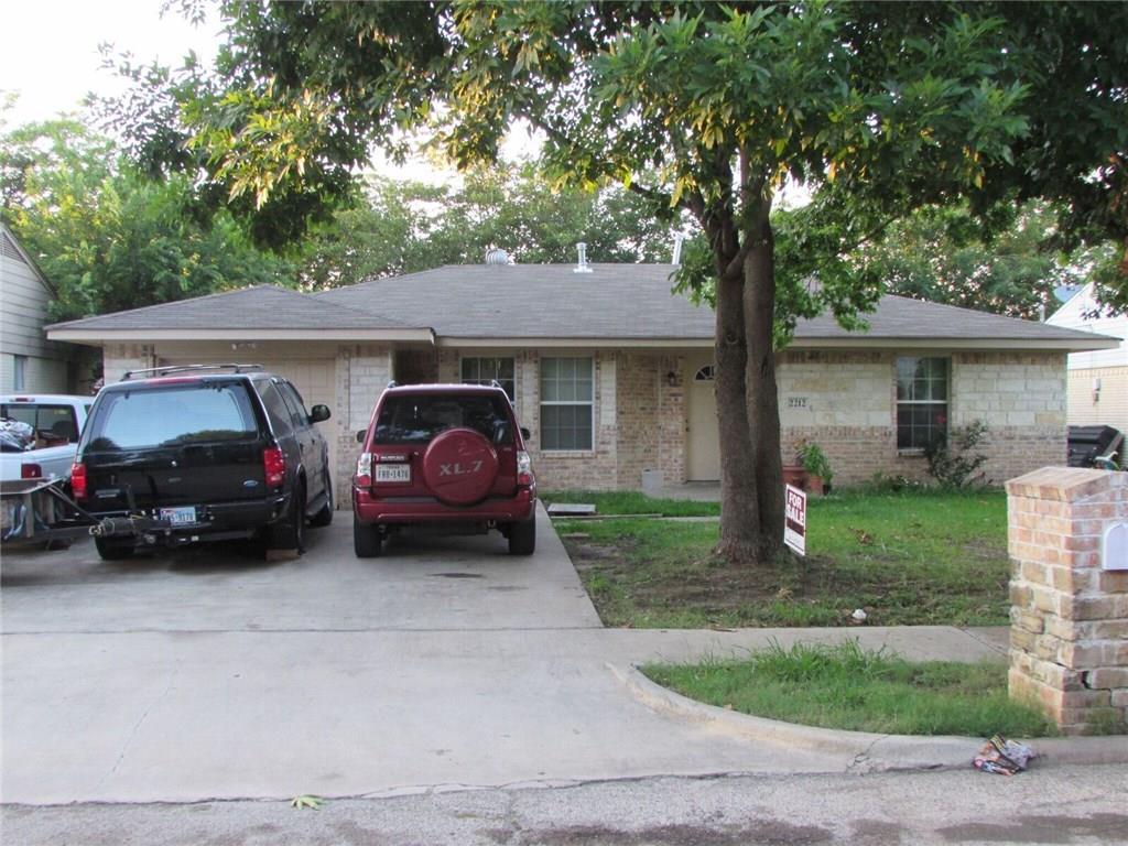 2212 Piedmont Street, Irving, TX 75061