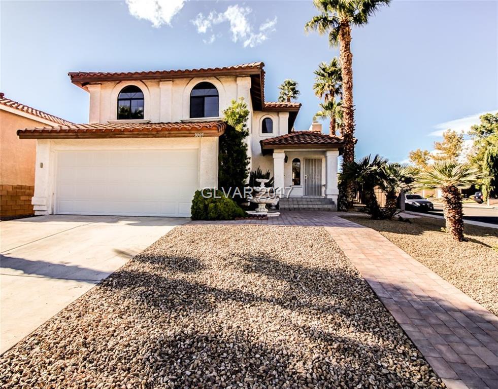 3005 HARBORSIDE Drive, Las Vegas, NV 89117