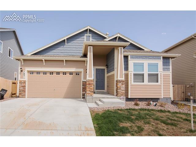7851 Wagonwood Place, Colorado Springs, CO 80908