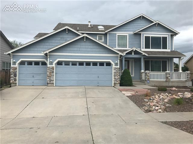 3260 Tail Spin Drive, Colorado Springs, CO 80916