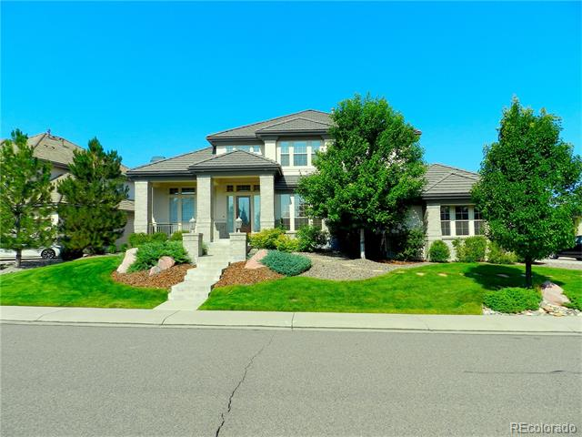 9509 S Silent Hills Drive, Lone Tree, CO 80124