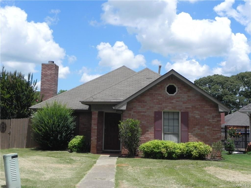 4005 CALDWELL Court, Montgomery, AL 36109