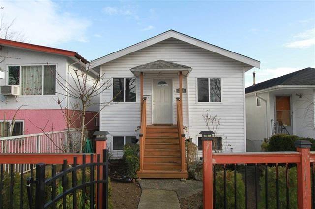 2316 NANAIMO STREET, Vancouver, BC V5N 5E3