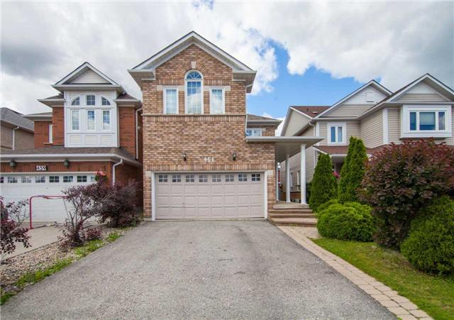 461 Woodsmere Cres, Pickering, ON L1V 7A5