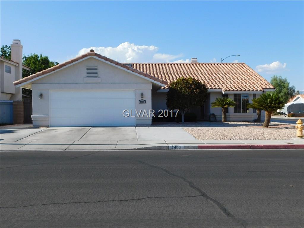 7400 RADVILLE Drive, Las Vegas, NV 89129