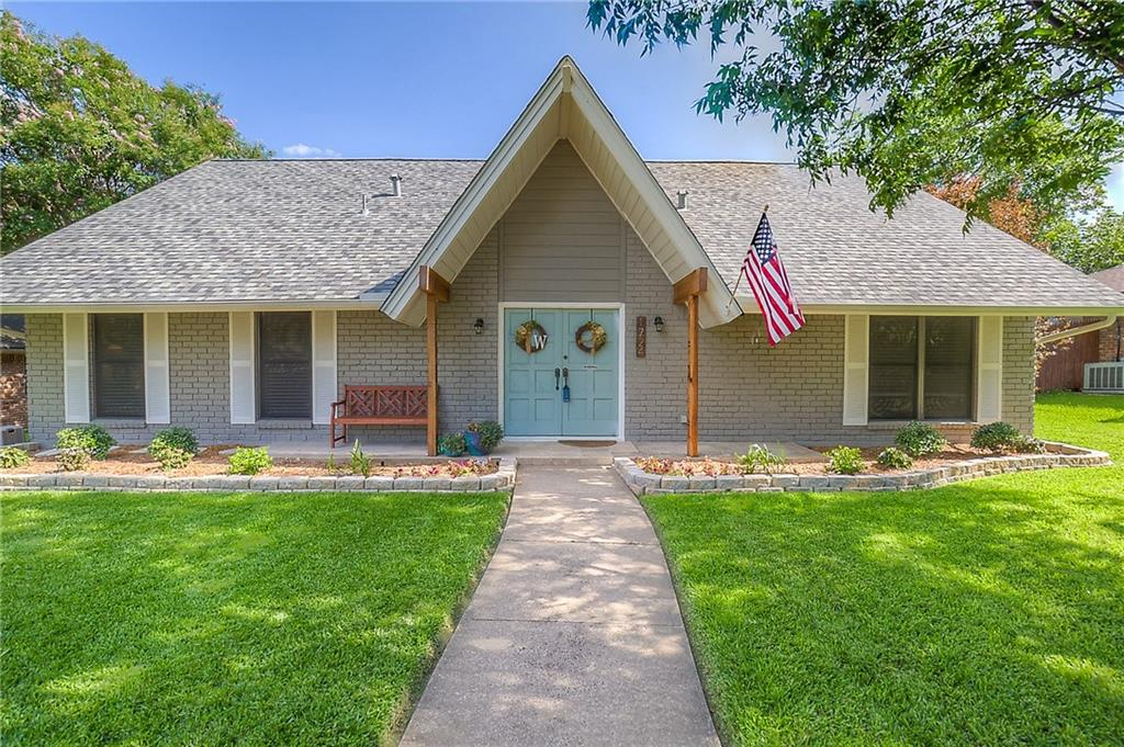 1724 Westridge Drive, Plano, TX 75075