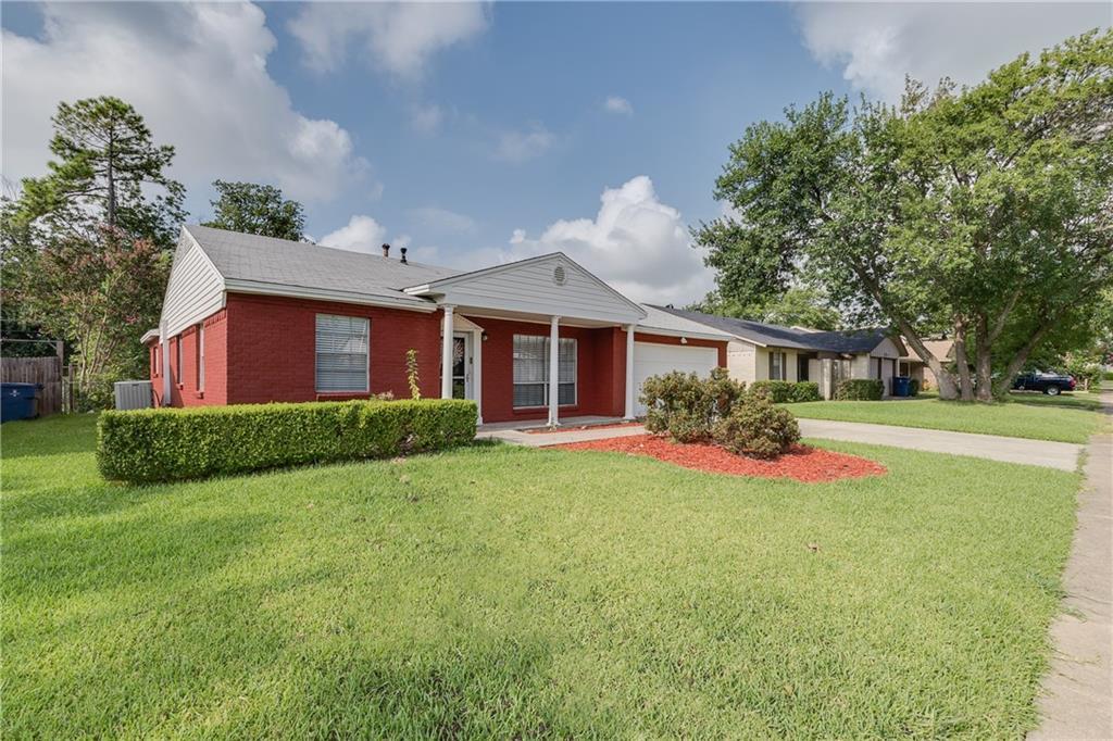 4402 Sweetbriar Drive, Garland, TX 75042