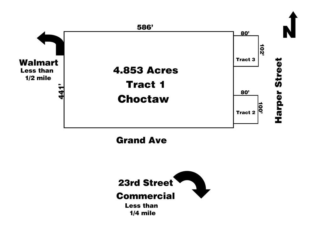Harper & Grand, Choctaw, OK 73020