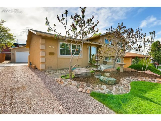 122 Lawrence Avenue, Colorado Springs, CO 80909