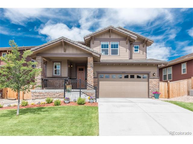 10374 Sierra Ridge Lane, Parker, CO 80134