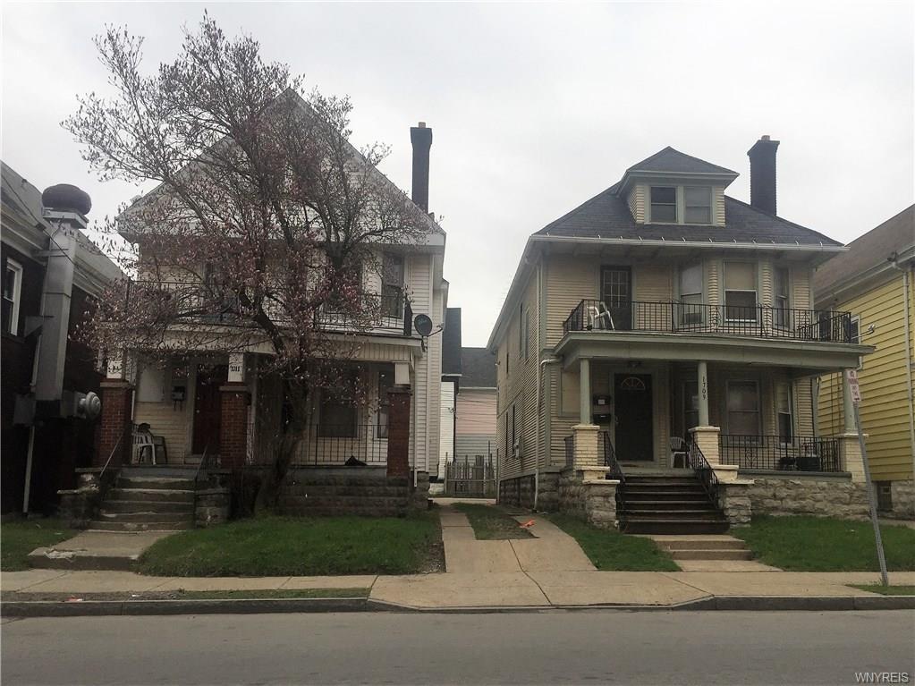 1709 Jefferson Avenue, Buffalo, NY 14208