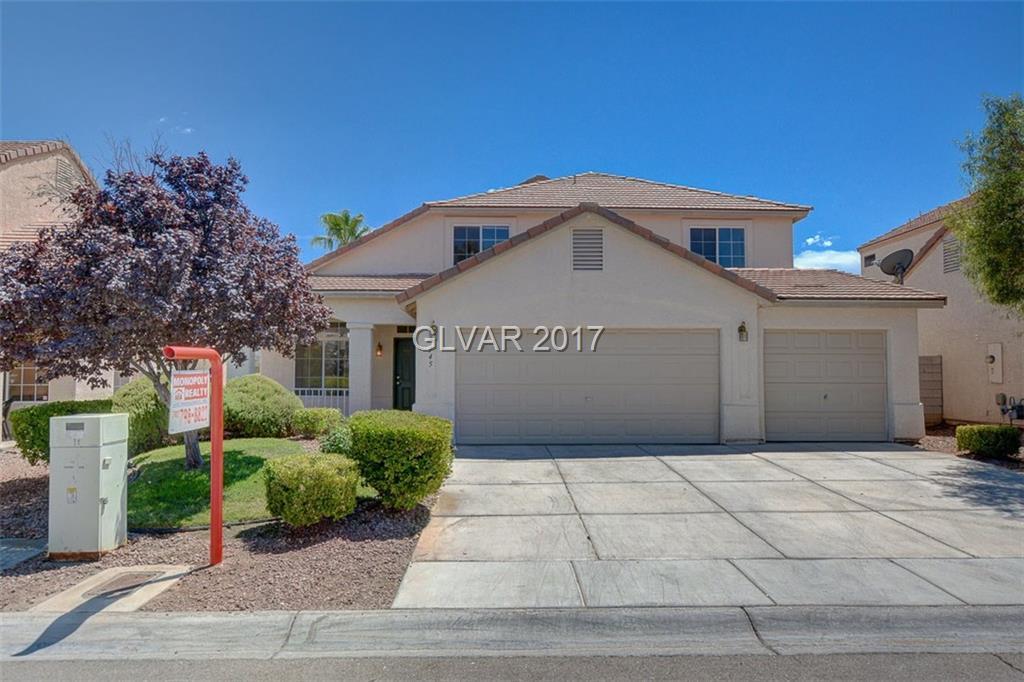 745 CORONA RUN Avenue, Las Vegas, NV 89123