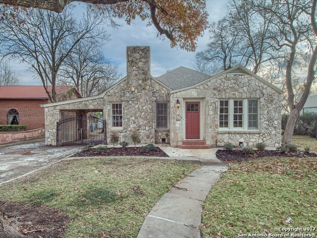 2154 W SUMMIT AVE, San Antonio, TX 78201